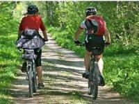 Karadeniz'de turizmi  için pilot bisiklet rotaları oluşturuldu