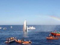 Dalış turizmi için gemi batırıldı