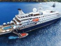 Karayipler'de ilk gemi yolculuğunu Covid 19 durdurdu