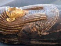 Mısır'da içinde mumya bulunan 100 lahit keşfedildi
