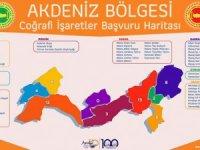 Antalya'nın tescilli 7 coğrafi işaretli ürünü var
