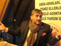 Emin Çakmak: Türsab'ta aidata son verilmeli