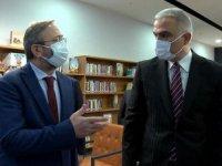 Bakan Ersoy: 2020 sonunda AVM kütüphanesi sayısı 8'e çıkacak