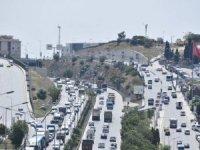 D-100 şehirler arası yolcu taşımacılığına kapatıldı