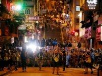 İngiltere, 100 bin Hong Kong'lunun göçüne hazırlanıyor