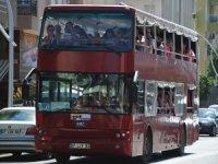 Pandemi Antalya'da yüzde 80 şehir içi turlarını kaybettirdi
