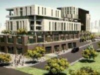 Yenimahalle'ye Ziver İnşaat'tan 5 yıldızlı otel