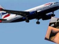 British Airways'de seks işçisi 'hostes' skandalı!