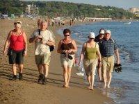 Antalya aşılamada yüzde 70'e ulaşırsa, yaşlı Almanlar kışın gelir