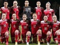 Antalya, A Milli Futbol Takımlarını ağırladı