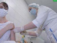 Moskova'da aşı başladı, 2 hafta kuyruk var