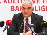 Bakan Mehmet Ersoy: Sanatçılara 1000'er lira verilecek