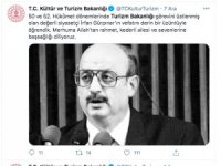 Turizm eski bakanı İrfan Gürpınar koronavirüsten vefat etti