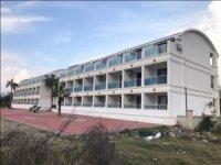 Alanya'da 'Kumsala kondu' kaçak otele mühür
