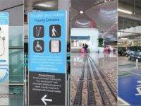 İstanbul Havalimanı engelsiz hizmetler sunuyor