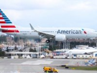 American Airlines'a 20 ay sonra ilk B737 MAX teslim edildi