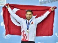 Artistik Cimnastik Şampiyonası'ndaİbrahim Çolak'aaltın madalya!