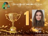 EİB, 15. Moda Tasarım Yarışması 1'ncisi Zülal Açar