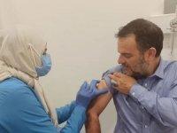 Çin aşısı yaptıran köşe yazarı koronaya yakalandı