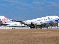 China Airlines, son uçuşlaB747'ye veda ediyor