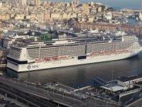 MSC Cruises 24 Ocak'ta seferlere başlayacağını duyurdu