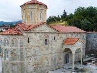 Akçaabat'te 700 yıllık kilise müze olarak hizmet verecek