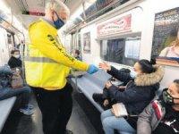 ABD'de toplu taşımada maske zorunluluğu