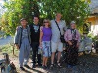 Yaşlı Ruslar, Silifke'de portakal bahçeli evlere yerleşiyor