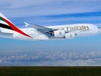 Emirates'ten Airbus'a 16 milyar dolarlık siparis