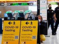 ABD, ülke içi hava yolculuğunda Covid-19 testini tartışıyor