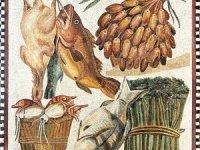 Ziyafetleri ile ünlü antik Romalılar ne yiyip ne içiyordu?