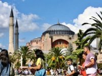 İstanbul'da yabancı turist %66,4 azaldı, 5 milyona düştü