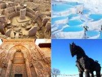 Unesco Dünya Kültür Miras Listesi'ne giren 19 eser