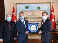 Pandemi de Antalya'ya gelen Belaruslu turist 60 bine düştü