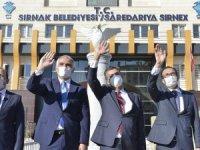 Bakan Ersoy: Şırnak'in turizm değerlerini öne çıkaracağız