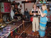 Şahin:Toroslardaki Yörük-Türkmen hayatı turizme kazandırılmalı