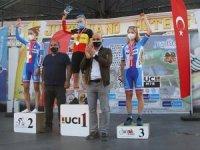 Alanya Dağ Bisikleti Yarışı'na 27 ülkeden 118 bisikletçi katıldı