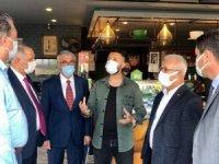 CHP'li Özer: 2020'de Antalya'da 4 bin 735 esnaf kepenk kapattı