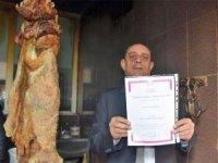 Bitlis büryanı coğrafiişaret tescil belgesi aldı