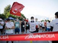 Runatolia'ya 39 ülkeden 3 bin 500 sporcu katıldı