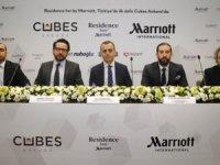 Cubes Ankara için Marriott ile anlaşma