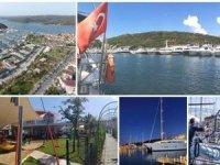 Teos Marina'da Türk denizcilerin tarihi buluşması