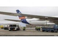 Uçuşta SAF yakıt ile emisyon çalışması başlatıldı