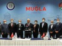 Belediyeler turizm sezonu öncesi Muğla'da bir araya geldi