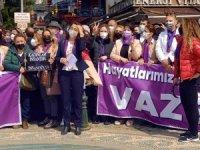 İstanbul Sözleşmesi için Danıştay'a başvuruda bulundu