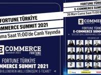 Fortune E-Commerce Summit 2021, E-ticaret Zirvesi yapılıyor