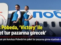 Rus havayolu Pobeda, paket tur pazarında