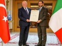 Arkas Holding Başkanı Lucien Arkas'a İtalya'dan Liyakat Nişanı!