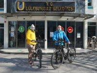 Fransız Gezgin Bisiklet Akademisi'ne hayran kaldı