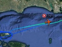 "THY'nin ilk ""737 Max"" uçağı test uçuşu için havalandı"